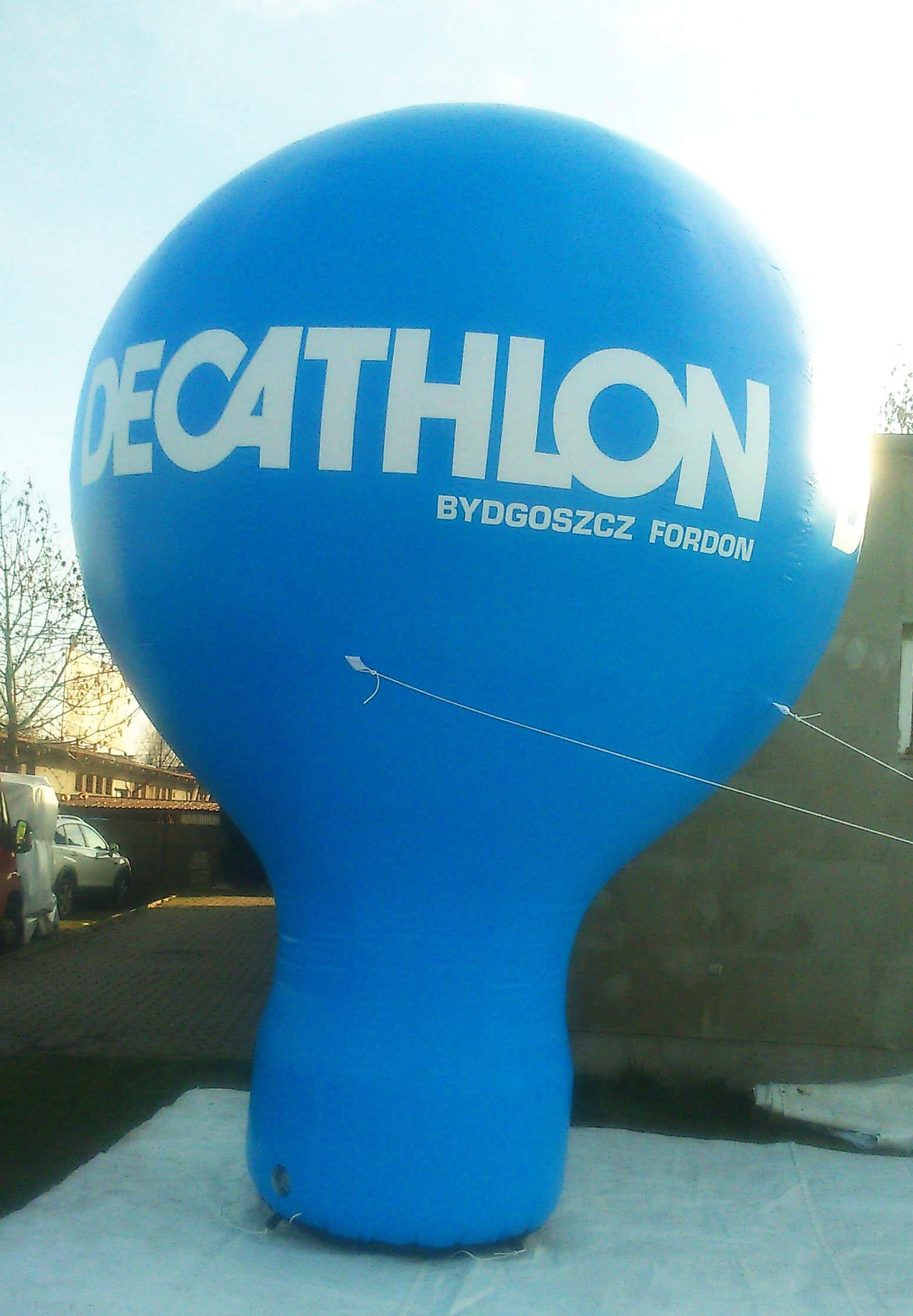 Balony reklamowe na zamówienie